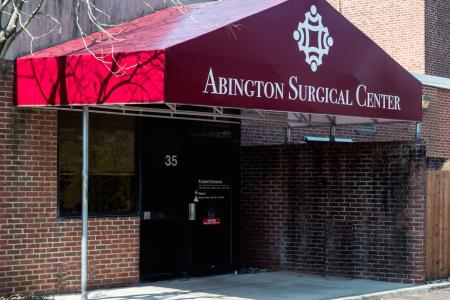 Abington Surgical Center building